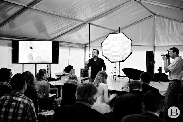 Firat Bagdu Workshop Erlangen mit Multiblitz mit Martin Wagner