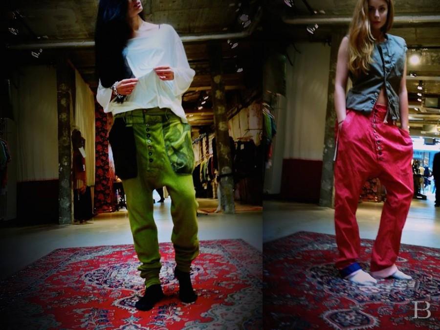 Outfits für unser Fashion & Portrait Workshop